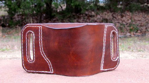 Custom Made Leather Gun Holster
