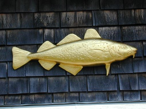 Custom Made Atlantic Cod