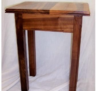 Custom Made Small Accent Table