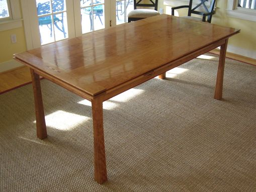 Custom Made 'Dutch Pull Out' Dining Table