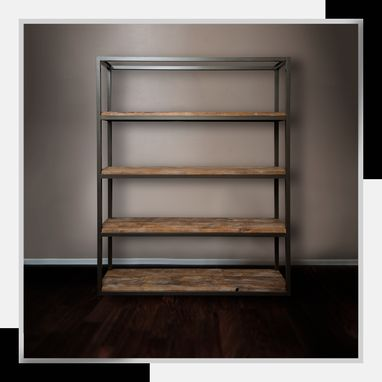 Custom Made Brock Shelving Units