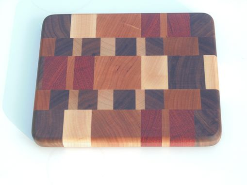 Custom Made Small Endgrain Cutting Board