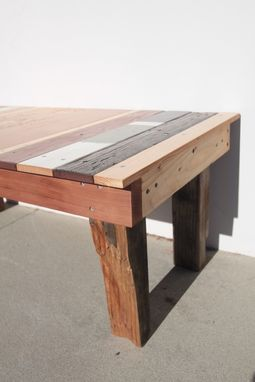 Custom Made Table: Here, There, And Everywhere