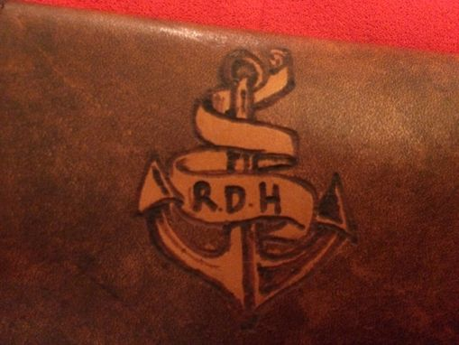 Custom Made Custom Branded Knife Sheath