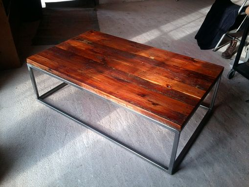 Custom Made The American Coffee Table