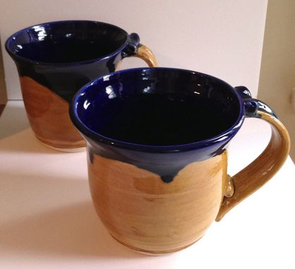 Custom Made Ceramic Mugs With Knob