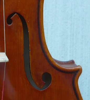 Custom Made Five String Violin - Custom Commissioned Work 2010