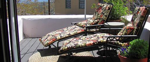 Custom Made Outdoor Chaise Lounge Covers