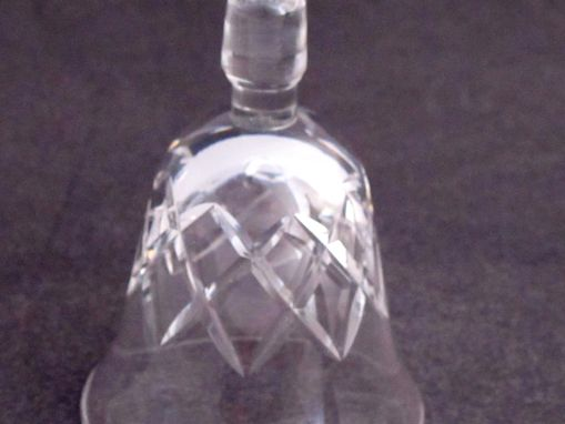 Custom Made Wine Tasting Bottle Stopper Hand Cut Crstal