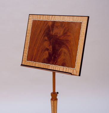 Custom Made Federal Style Music Stand