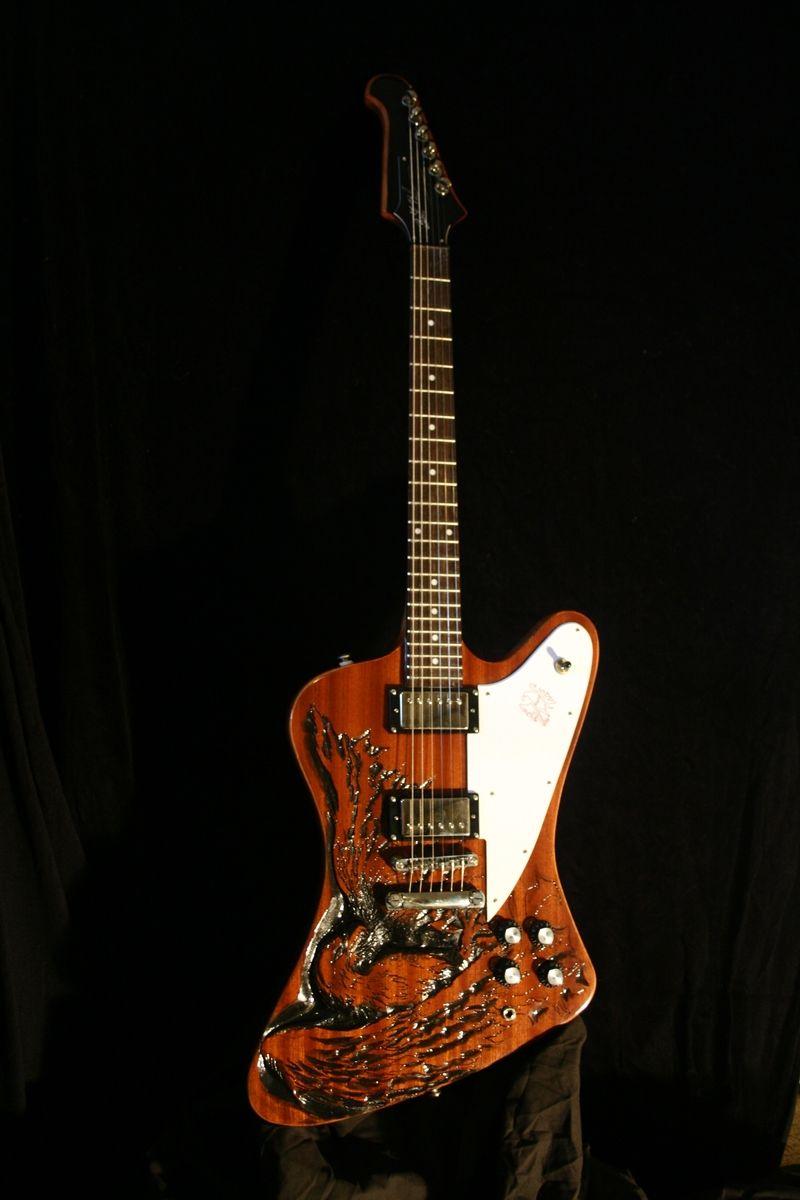 Custom Gibson Firebird Modification by Roeller\'s Custom Guitars ...