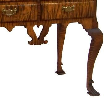 Custom Made Delaware Valley Lowboy