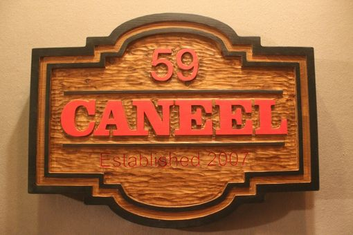 Custom Made Custom Wood Signs By Business, Company, Stores, By Lazy River Studio