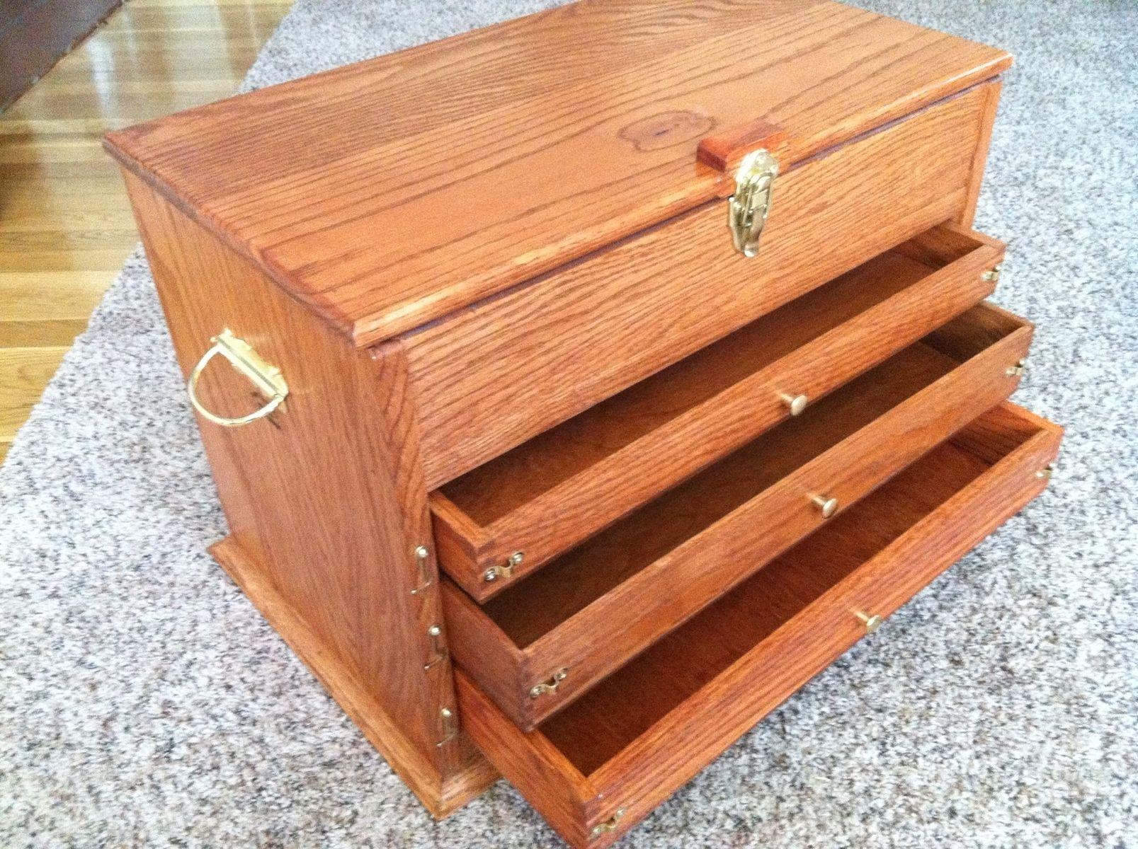 Custom Tool Box By Phoenix Woodworking CustomMadecom