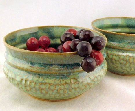 Custom Made Trophy Style Bowls