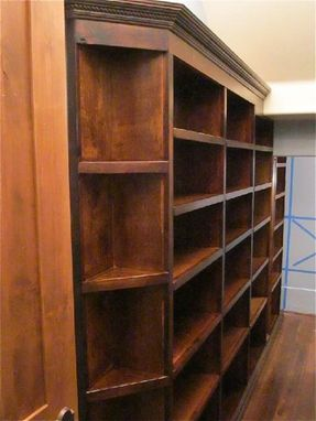 Custom Made Custom Walk In Butler Pantry/ Shelving Units