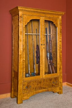 Custom Made The Yellowstone Sportsman Cabinet