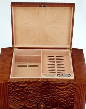 Custom Made Diego Humidor