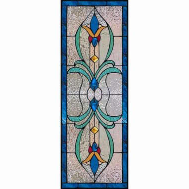 Custom Made Traditional Stained Glass (300)