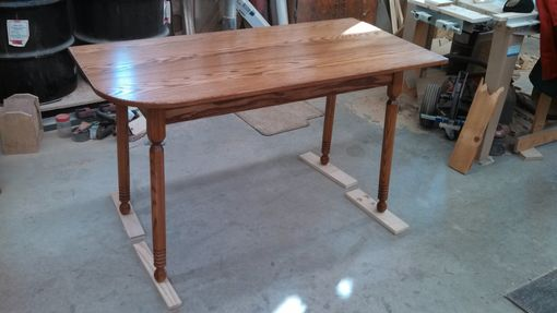 Custom Made Rural Office/Phone Table