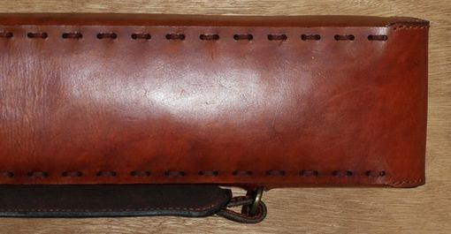 Custom Made Liu Gangs Mason Leather Poolstick Case