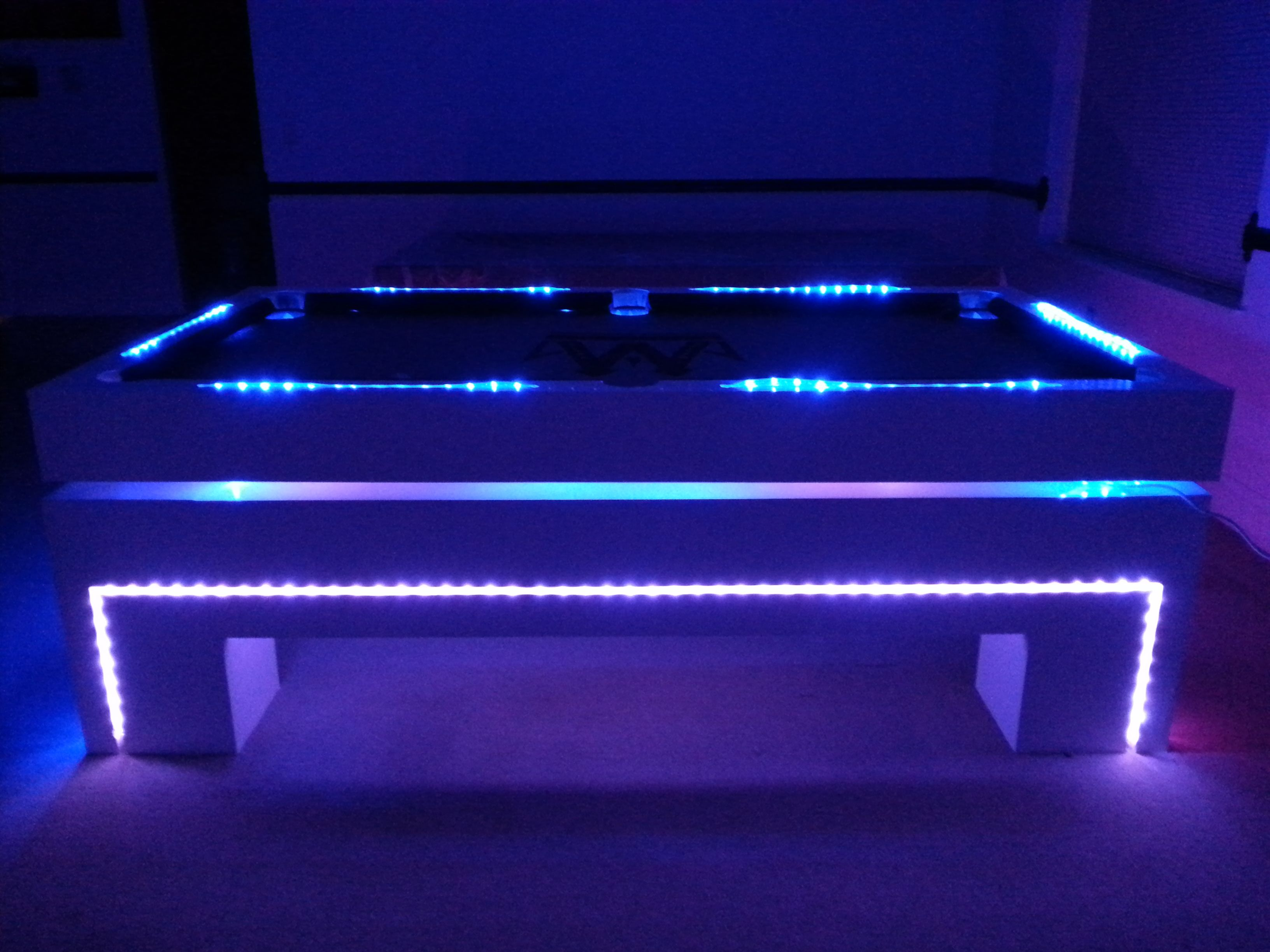 Buy a Hand Crafted (Cosmic) Billiard Pool Table !, made to order ...