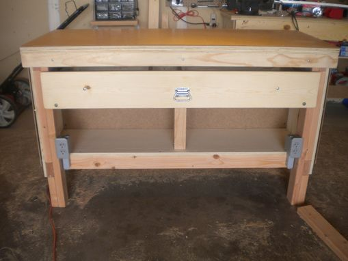 Custom Made Workbenches