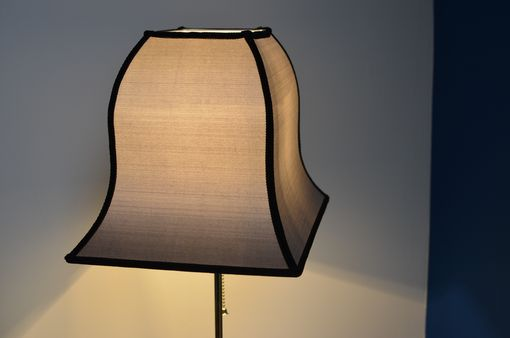 Custom Made Silk Power Suit Small Lampshade
