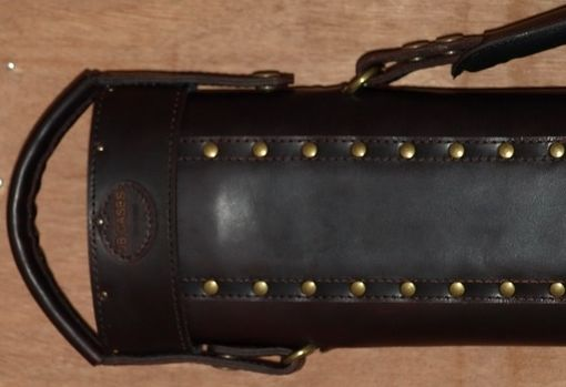 Custom Made Vlad Leather Poolstick Case