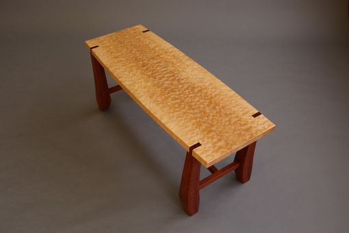 Custom Made Leatham Bench