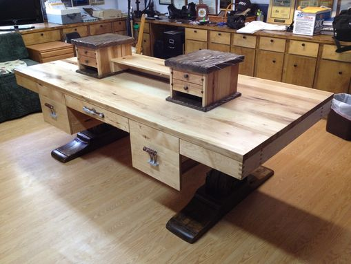 Custom Made Instructors Desk