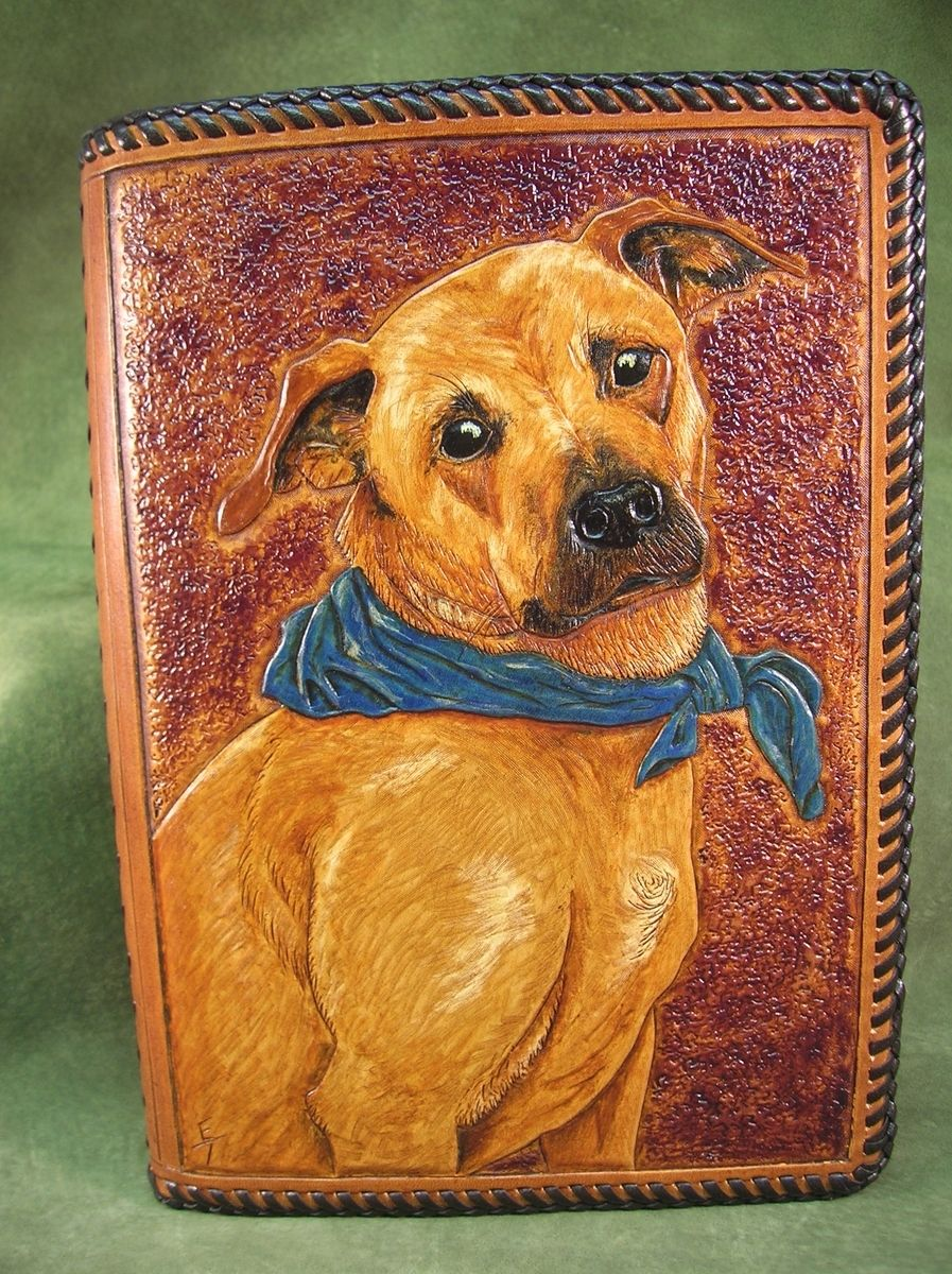 Handmade Custom Leather Art Work By Ed S Custom