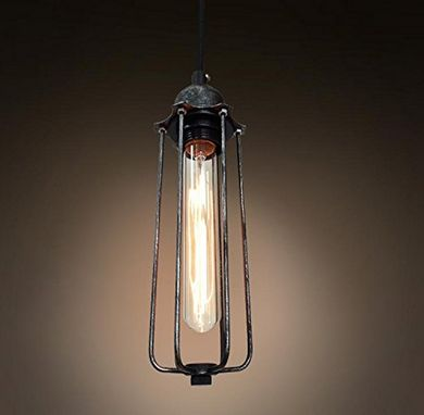 Custom Made Vintage Cage Pendant Light Newest Modern Industrial Light