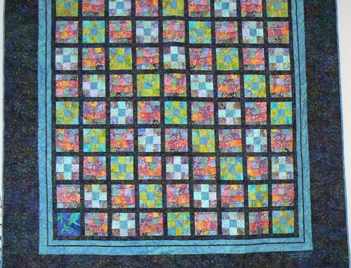 Custom Made Custom Queen Sarah's Skirt Memory Quilt