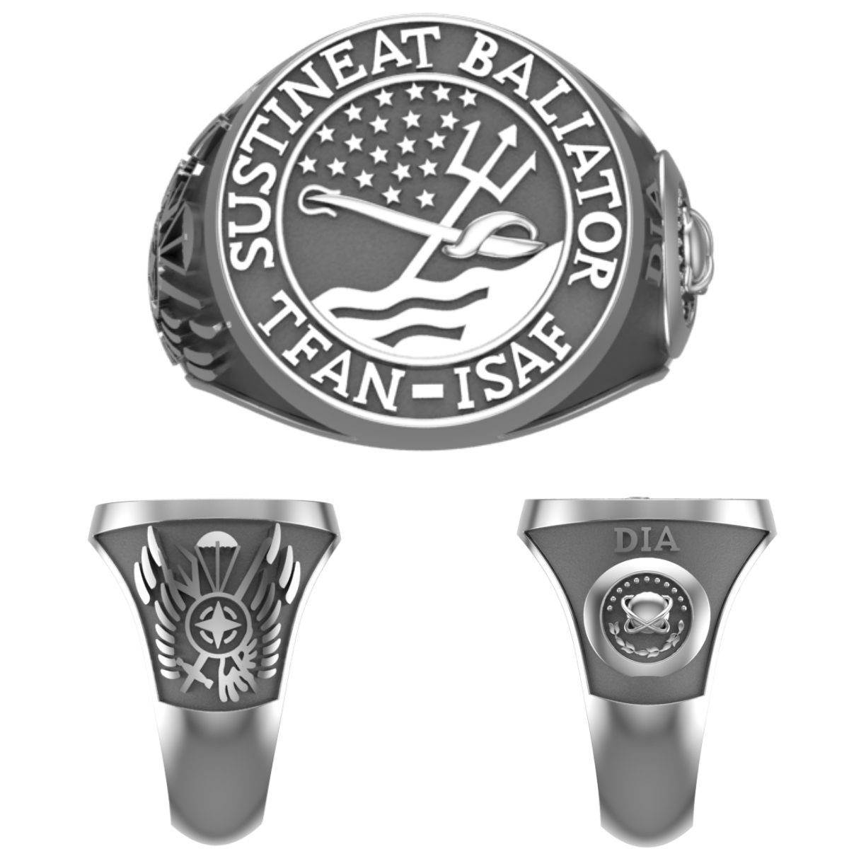Design Your Own Ring: Design Your Own Military Signet