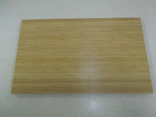 Custom Made Bamboo Cutting Board