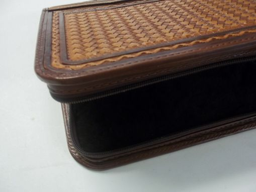 Custom Made #279 Large Square Pistol Case
