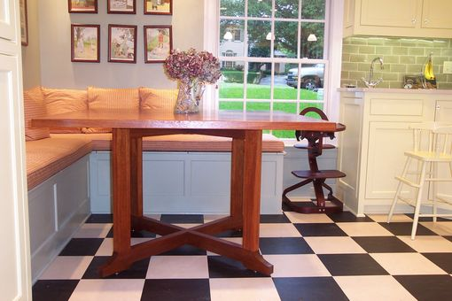 Custom Made Breakfast Nook Or Dining Table