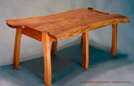 Custom Made Live-Edge Tables