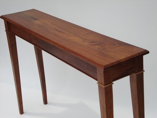 Custom Made Traditional Table