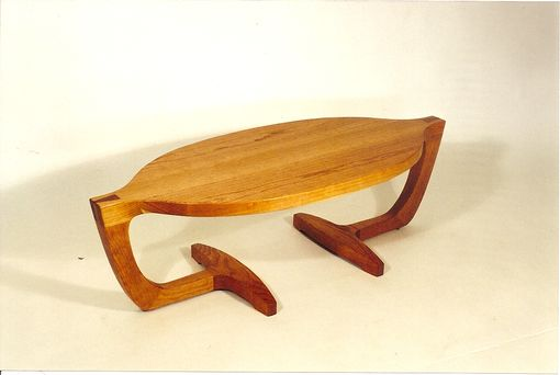 Custom Made Whaletail Coffee Table