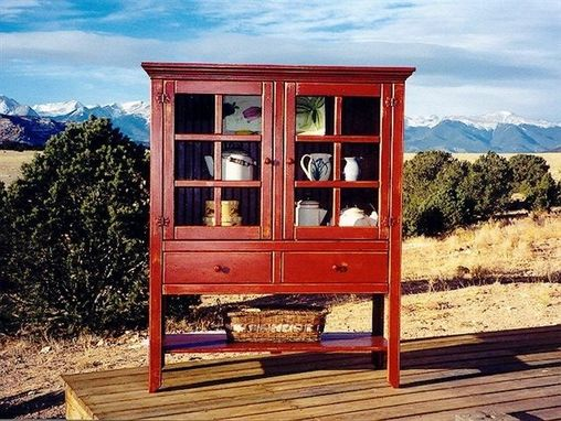 Custom Made Betsy's Dinning Room Hutch