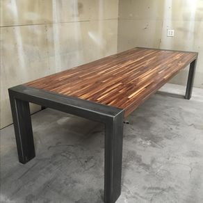 Modern Dining Room Table By LEVI SIMON