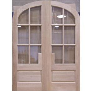Custom made doors interior doors custommade interior doors eliptical arch top planetlyrics Choice Image