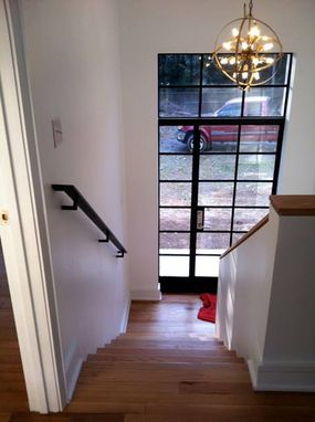Custom Made Custom Handrail