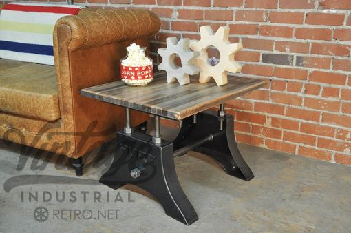 Custom Made Hure Side Table