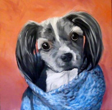 Custom Made Pet Portrait