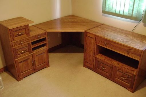 Custom Made Computer Desk