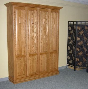 Custom Made Bullock Murphy Wall Bed
