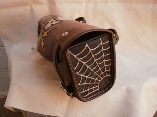 Custom Made Custom Hand Made Motorcycle Bag